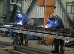 Production of a metalwork Kiev, Vinnytsia,