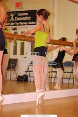 تعليم الرقص الرياضي ورقص البالو