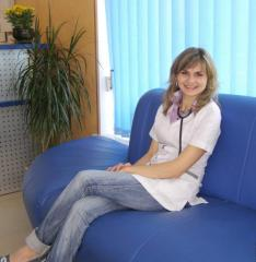 Services of the family doctor, Kamyanets-Podilsky,