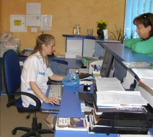 Services of clinics, Tsentrmed - the Center of