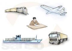 Декларування товарів, переміщуваних у різних