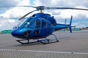 Вертолетный трансфер между аэропортами Киева