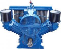 Repair of compressors diesel locomotives, KT6 Kt7