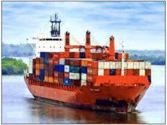 Sea cargo transportation