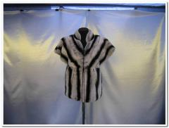 Fur coats,  vests,  collars