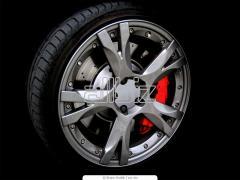 Replacement of brake pads of trucks, Kryvyi Rih