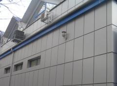 Вентелируемые фасады из композита