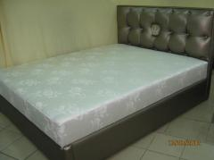 Production of beds from skin, KARLEONE bed,