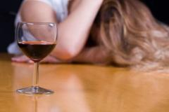 The coding from alcoholism in Kiev