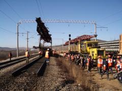 Ремонт и техническое обслуживание железнодорожных путей