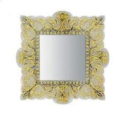 Рамы для зеркал из мозаики