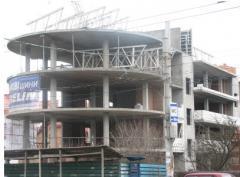 Строительство: Монолитно-каркасное, Промышленные полы,  Сухая стяжка,  Земляные работы,  Производство бетона