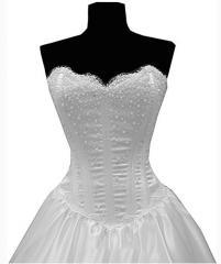 Корсеты для свадебных платьев.