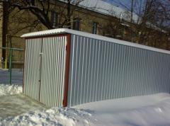 Утепление гаражей в Украине