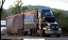 Automobile international transport, international