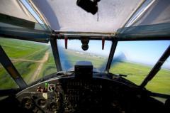 Внесение КАС-32 - агрохимические услуги самолетом