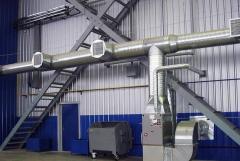 Строительство автономных котельных (газовых и на альтернативном топливе)