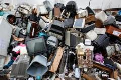 Утилизация морально устаревшего оборудования (электронный мусор).