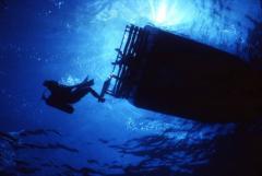Поиск и подъем затонувших объектов