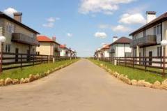 Строительство жилых городков