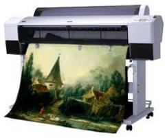 Печать виниловая