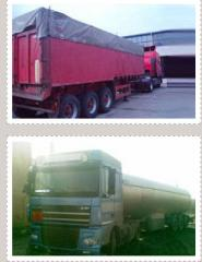 Services of the cement truck of the Sum, Kharkiv,