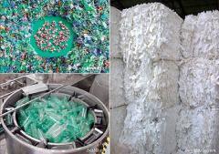 Переработка отходов агротехнической пленки Киев,
