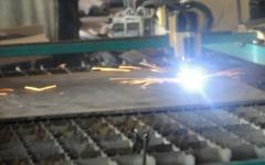 Metal cutting gas-flame ChPU
