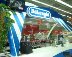 Design, production of banners and billboards