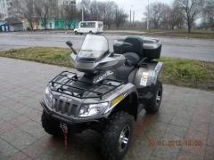 Квадроцикл ARCTIC CAT TRV 1000