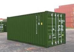 Repair of large-capacity containers