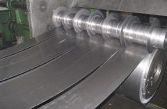 Services in processing of rolls