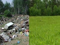 Рекультивация нарушенных земель