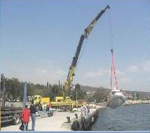 Перевозка водного транспорта, катеров, лодок,