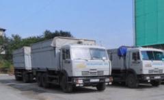 Уборка кукурузы от компании Комбикормтрейд, ООО