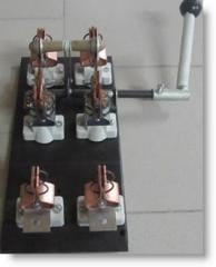 Production of the low-voltage equipment and