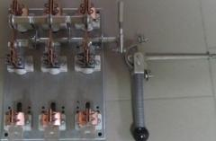 Production of the low-voltage equipment in wide