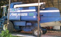 Аренда, прокат комбайна зерноуборочного: MDW - 525