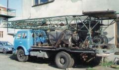 Бурение скважин в Украине, Купить, Цена, Фото
