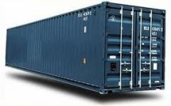 Re-equipment of containers