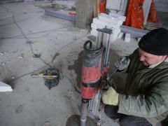 Услуги строительной специализированной техники