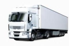 Automobile cargo transportation