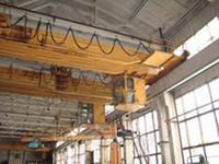 Repair of bridge cranes of all types