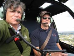 Обучение лётного и наземного персонала