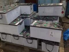 Утилизация и уничтожение отходов: аккумуляторов отработанных и другой мусор в Украине