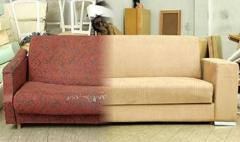Перетяжка, ремонт мягкой мебели, реставрация, обивка мебели