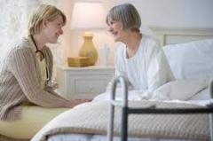 Услуги сиделок на дому и в больнице г.Краматорск