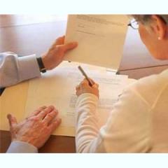 Помощь в оформлении и регистрации документов.