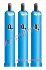 Поставка: кислород технический ГОСТ 5583-78, ГОСТ