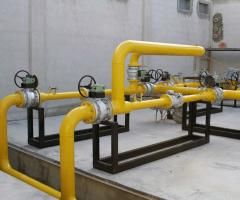 Gas supply, Ternopil, Lviv, Ivano-Frankivsk